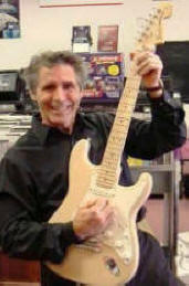 Andy Kelly - Guitar Instruction - 413-499-0172