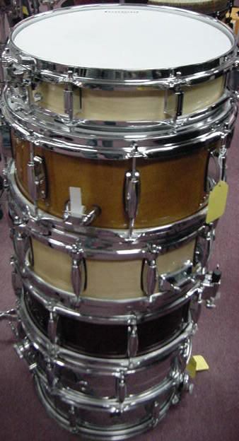 Wood Bros. Music Sells snare drums in Pittsfield, MA 01201